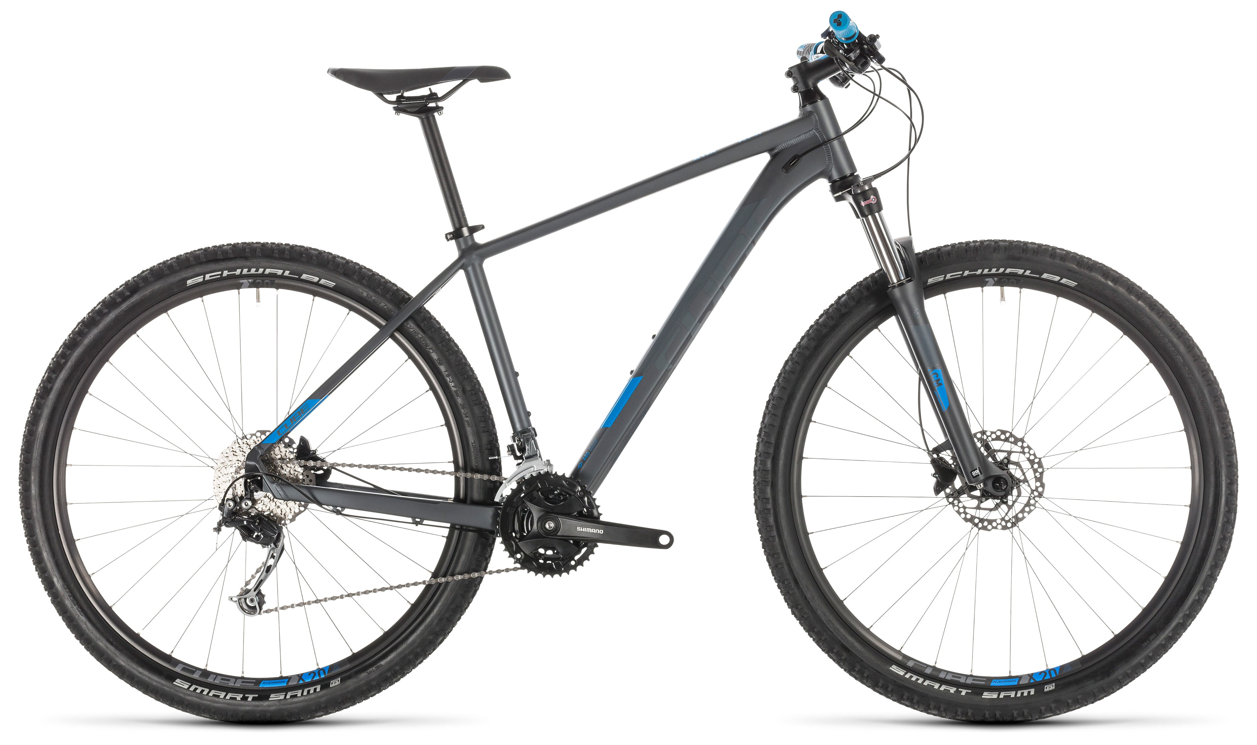 Велосипед Cube Aim SL 27.5 2019 велосипед cube stereo hybrid 140 sl 27 5 2014
