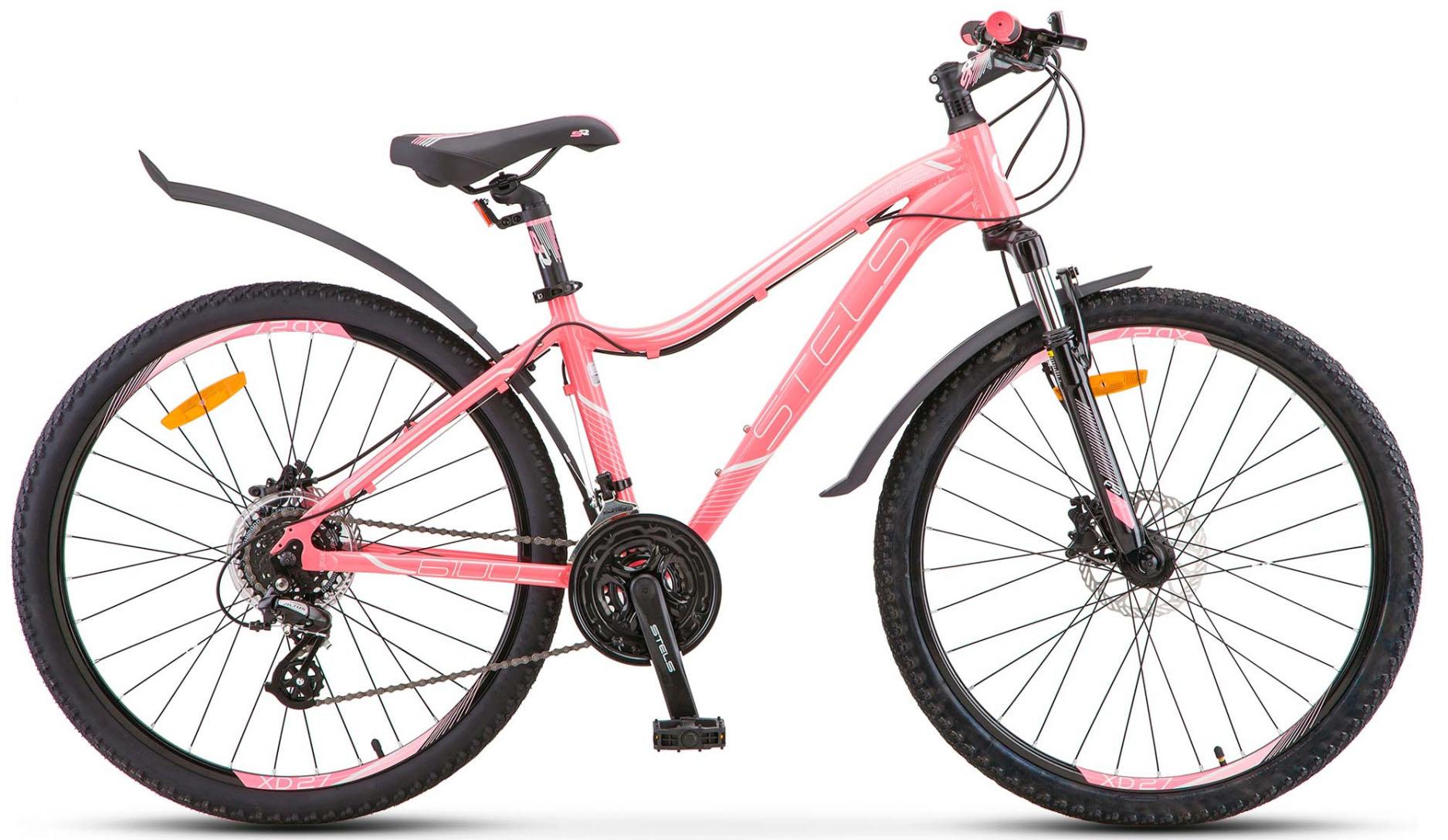 Велосипед Stels Miss 6100 D 26 V010 2019 stels miss 6100 v 26 2016