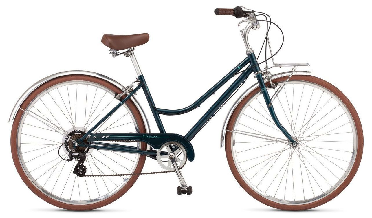 Велосипед Schwinn Traveler Women 2018 велосипед schwinn streamliner 1 step thru 2014