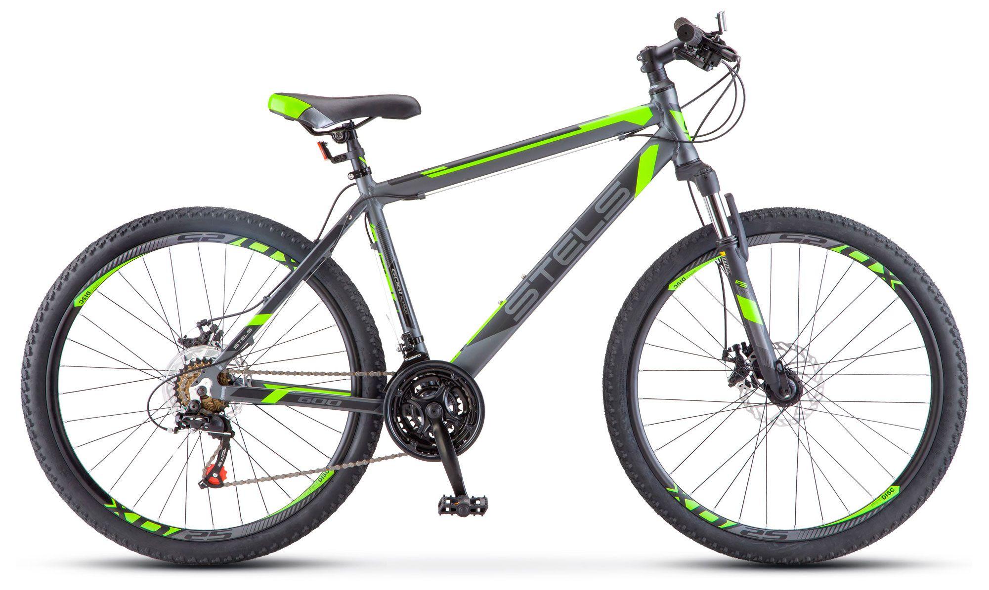 Велосипед Stels Navigator 600 MD 26 (V020) 2018 stels navigator 250 gent 26 16