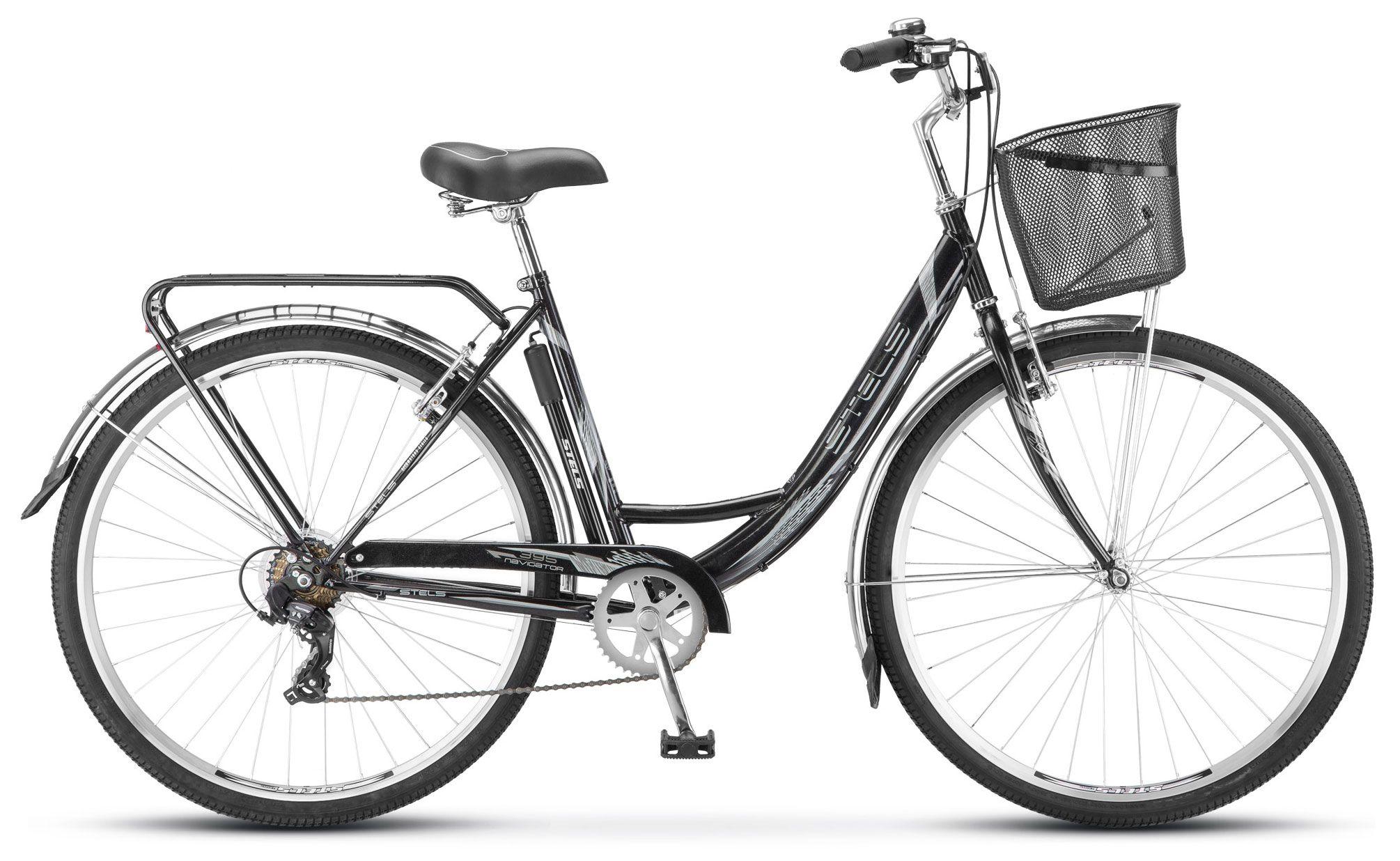 Велосипед Stels Navigator 395 28 Z010 2018