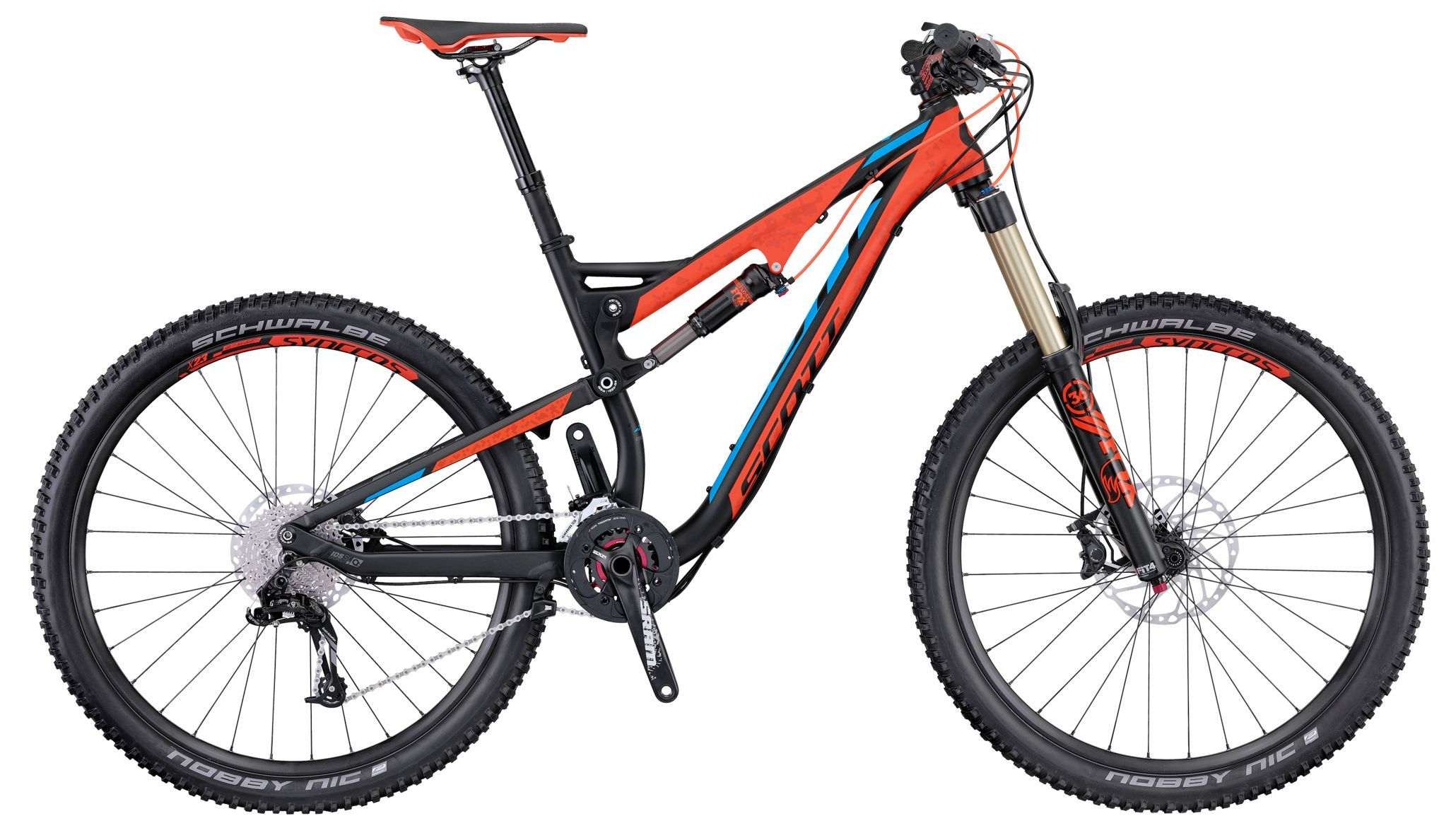 Велосипед Scott Genius LT 720 2016 велосипед scott genius lt 720 2015