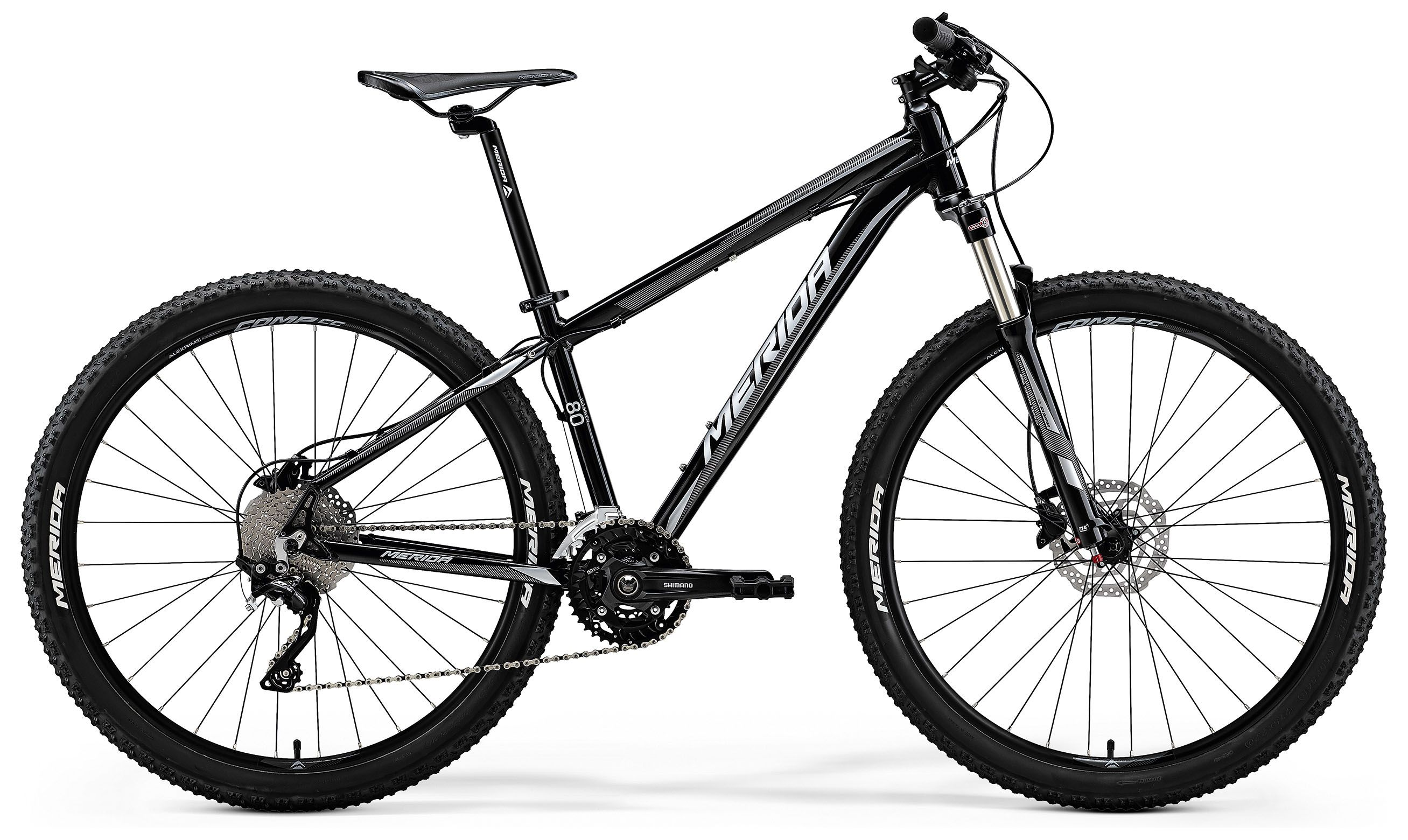 Велосипед Merida Big.Seven 80-D 2018