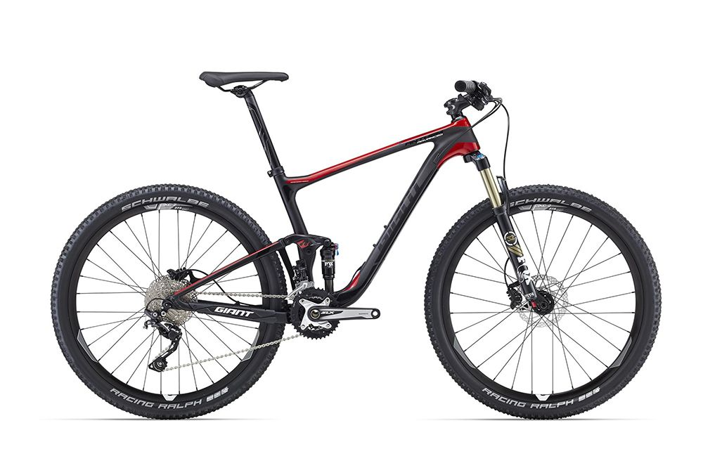 Велосипед Giant Anthem Advanced 27.5 2 2016 велосипед giant tcr advanced sl 2 2017