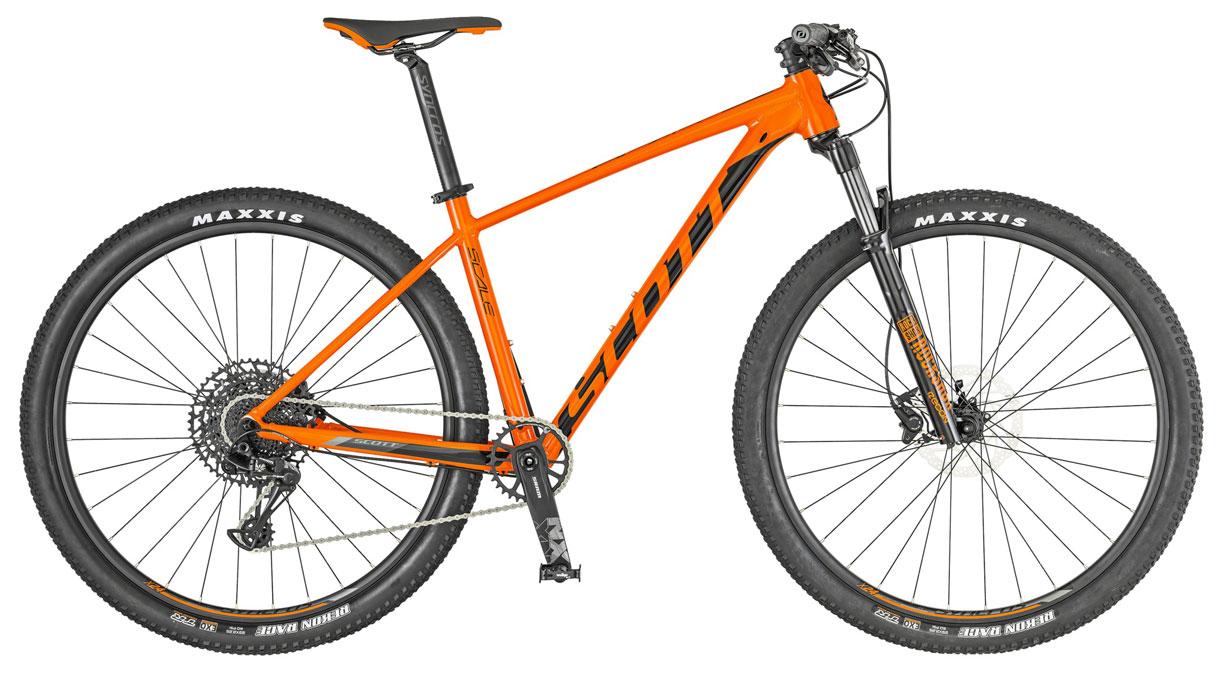 Велосипед Scott Scale 960 2019