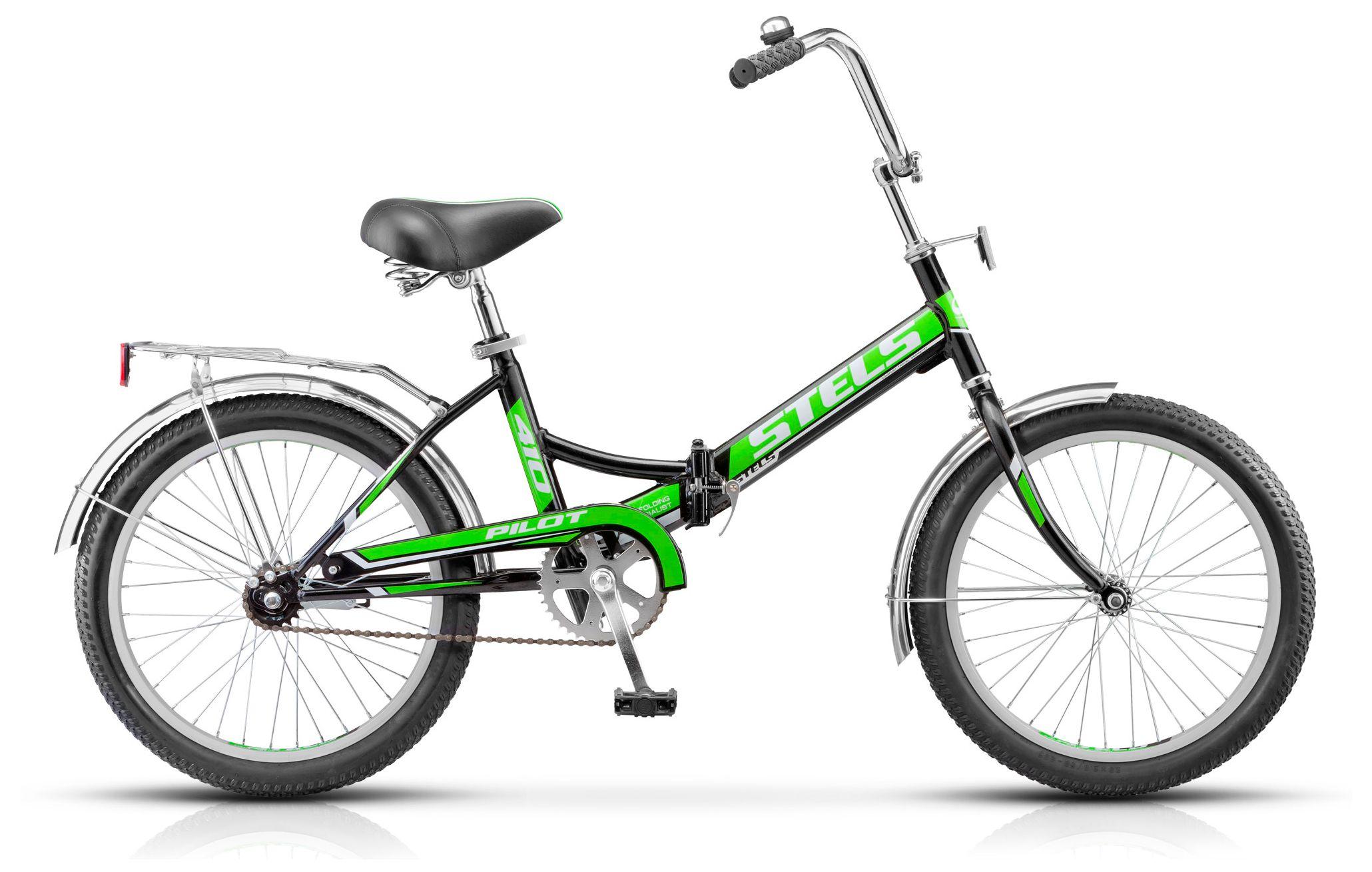 Велосипед Stels Pilot-410 20 (Z011) 2017 велосипед stels pilot 410 2015