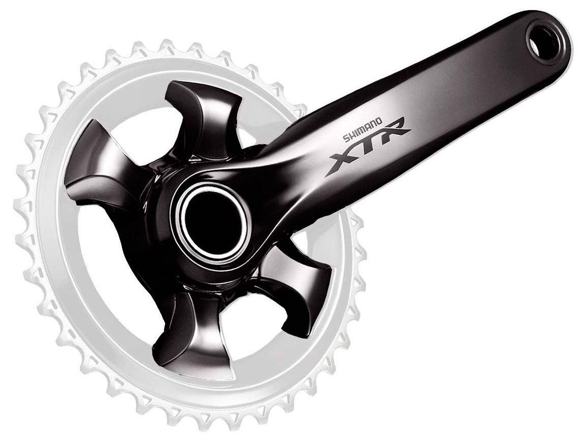 Запчасть Shimano XTR M9000, 1x11 ск., 175 мм многофункциональная шлифмашина bosch gop 18v 28 20000 об мин