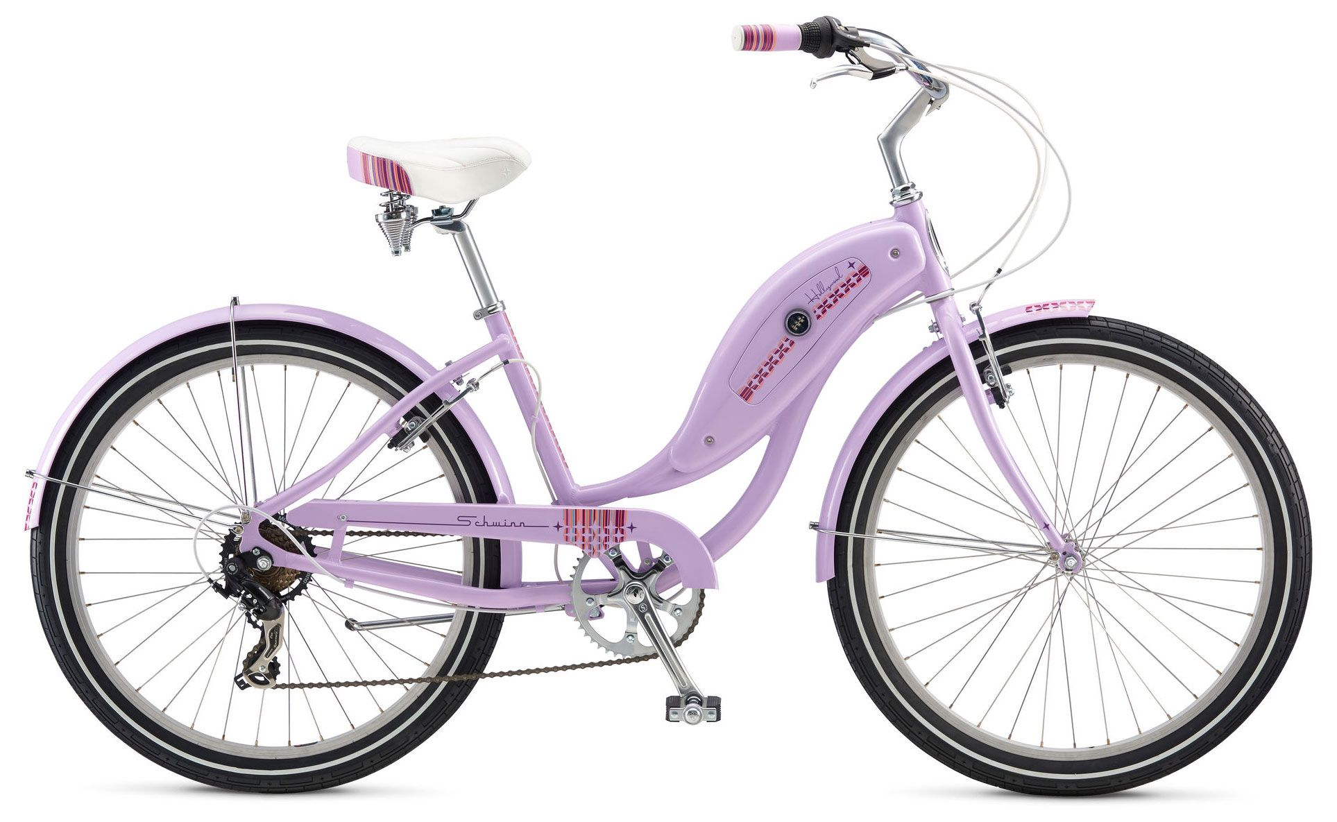 Велосипед Schwinn Hollywood 2018 велосипед schwinn alu 7 womens 2018