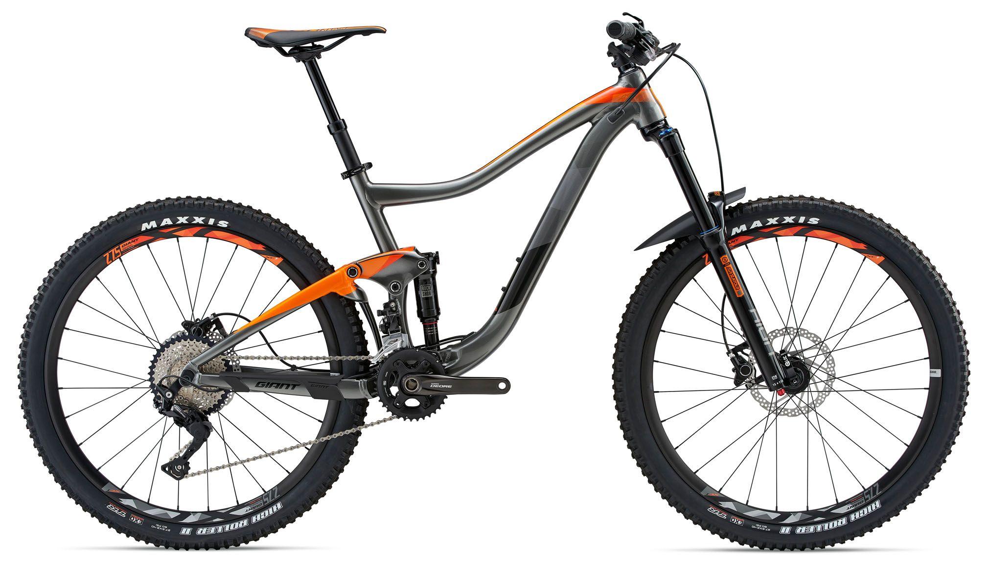 все цены на Велосипед Giant Trance 3 GE 2018 онлайн