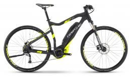 Городской электровелосипед  Haibike  Haibike SDURO Cross 4.0 men 400Wh 9-Sp Acera 52см 2017  2017