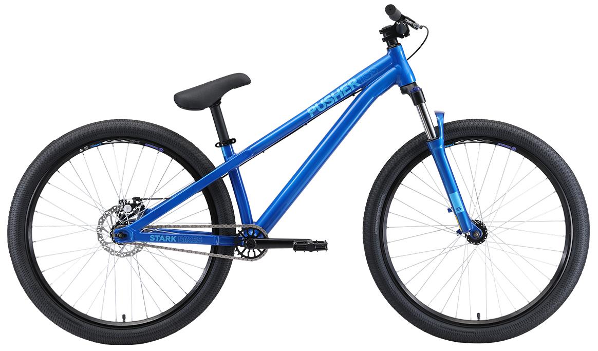 Велосипед Stark Pusher 1 Single Speed 2020