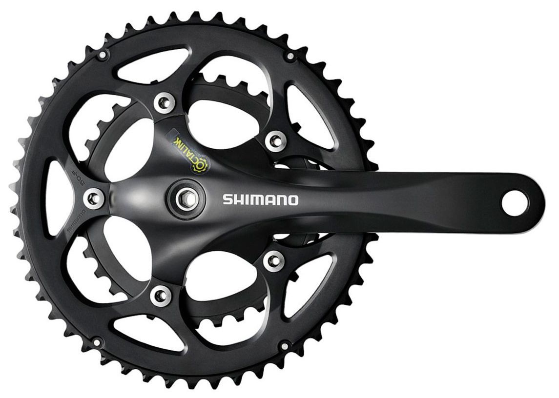 Запчасть Shimano R345, 175 мм, 50/34T