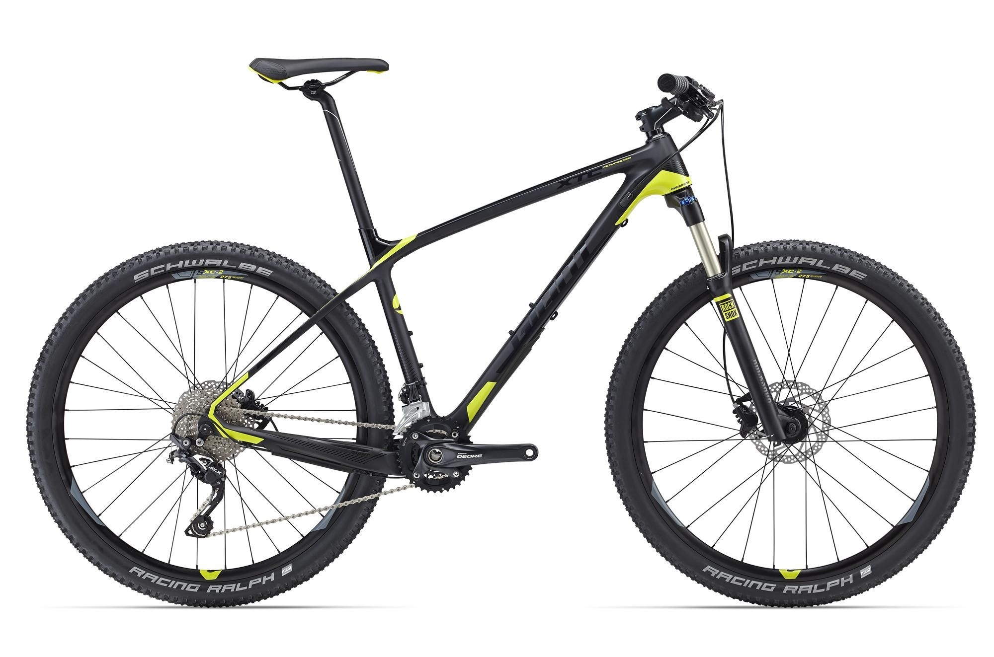 Велосипед Giant XtC Advanced 27.5 3 2016 велосипед giant trinity advanced pro 0 2016