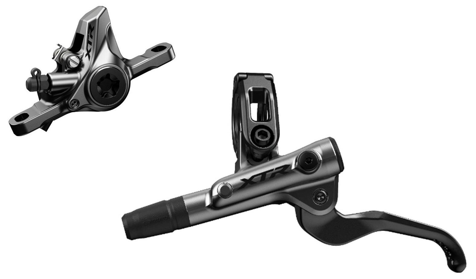 Запчасть Shimano XTR, M9100, BL(лев)/BR(передн) (IM9100KLFPMA100) перекл передн shimano xtr fd m9020e 2x11v боковая тяга