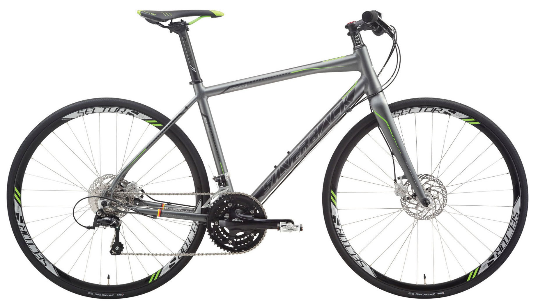 Велосипед Silverback Scento 2 2015 велосипед strida 5 2 2015