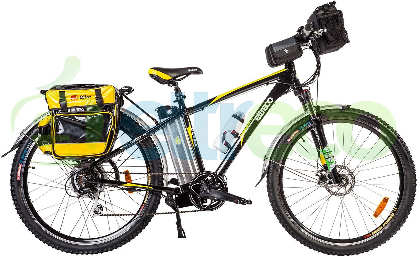 Велосипед Eltreco Ultra EX Lux 2016,  Электро  - артикул:267906