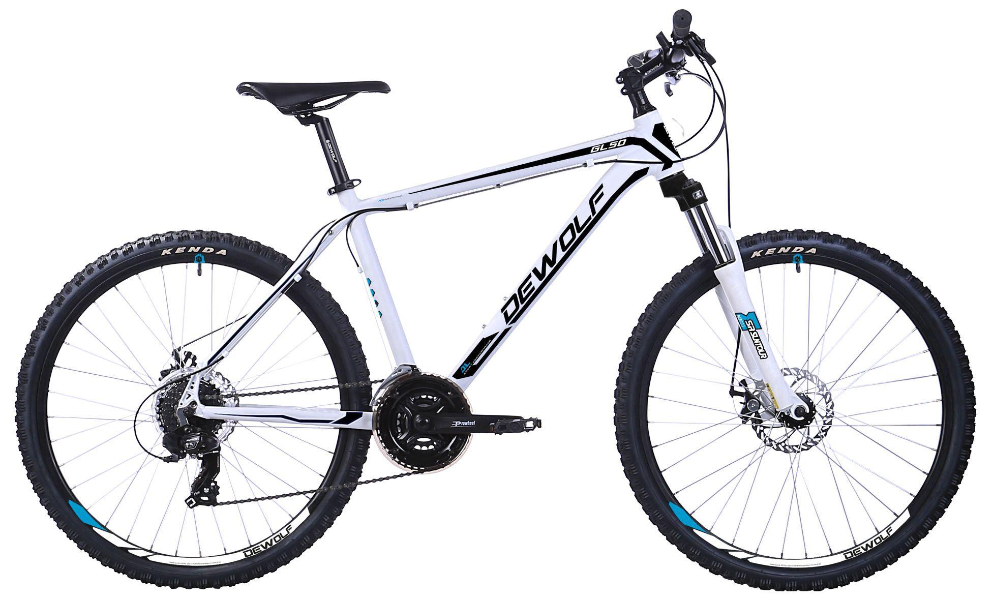 Велосипед Dewolf GL 50 2018