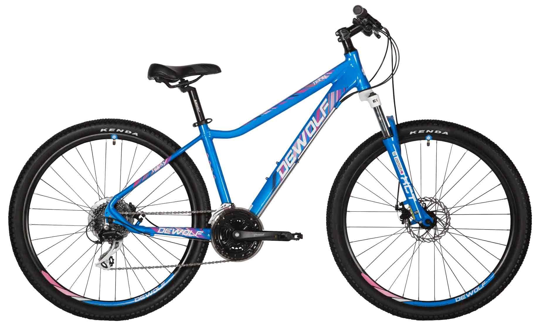 Велосипед Dewolf TRX 55 2017 цена и фото