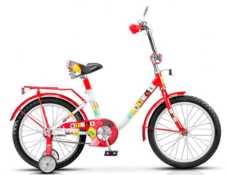 Велосипед Stels Flash 16 2016