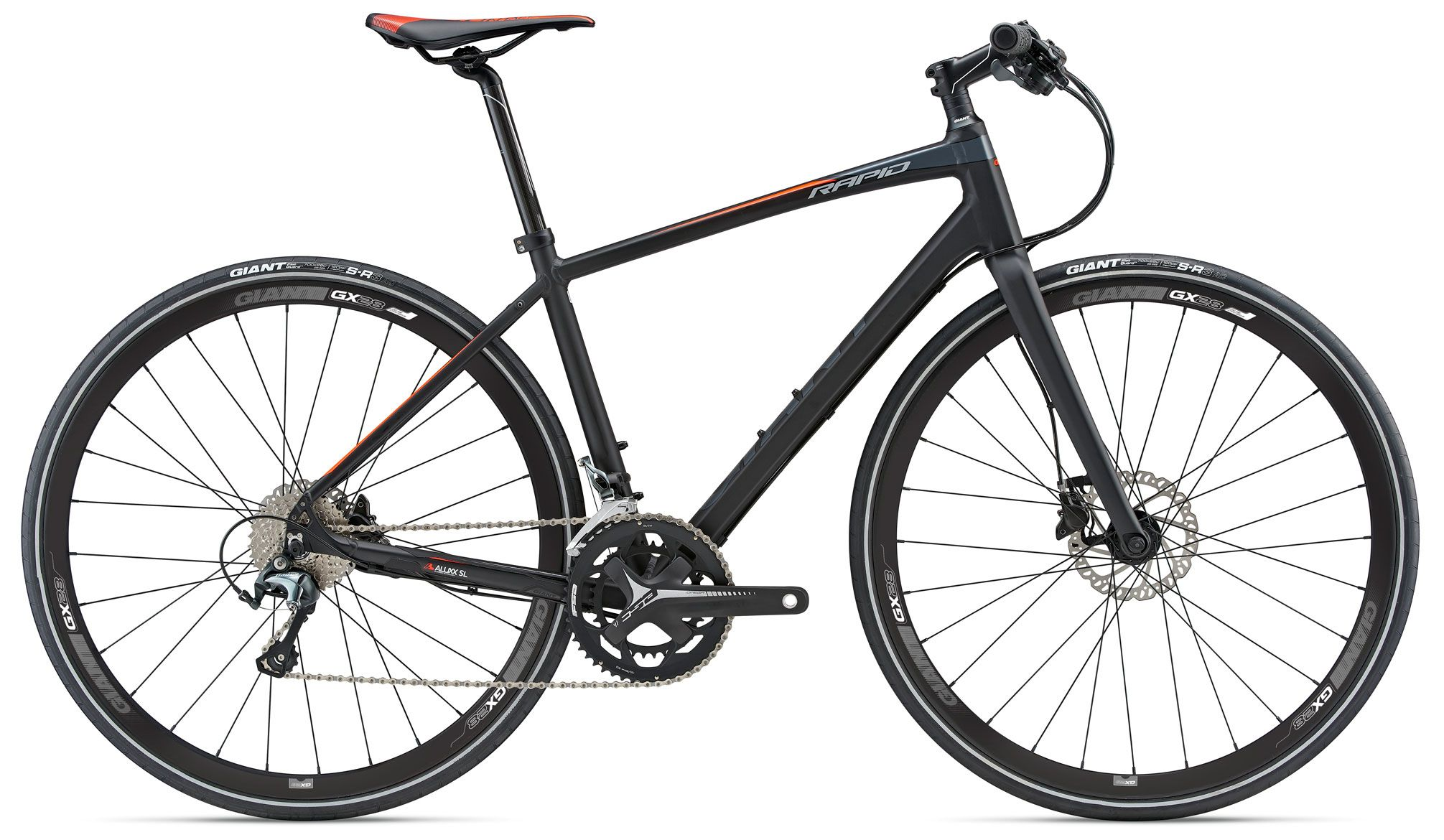 Велосипед Giant Rapid 1 2018 велосипед giant toughroad slr 1 2018