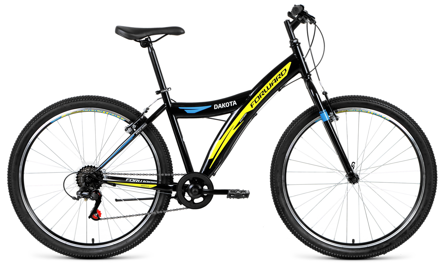 Велосипед Forward Dakota 26 1.0 2019 велосипед forward rivera 1 0 2018