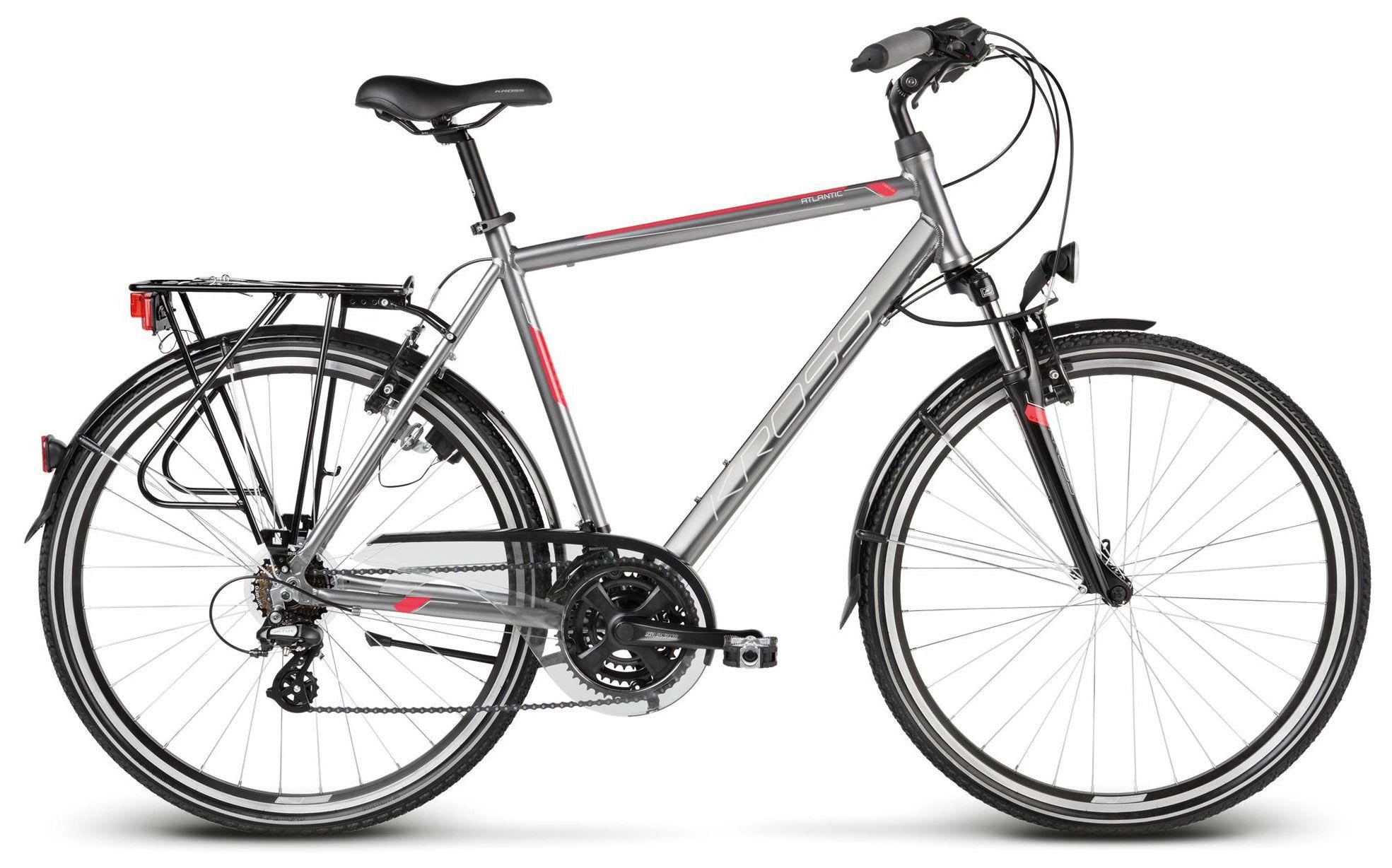 Велосипед KROSS Trans Atlantic 2017,  Городские  - артикул:278182