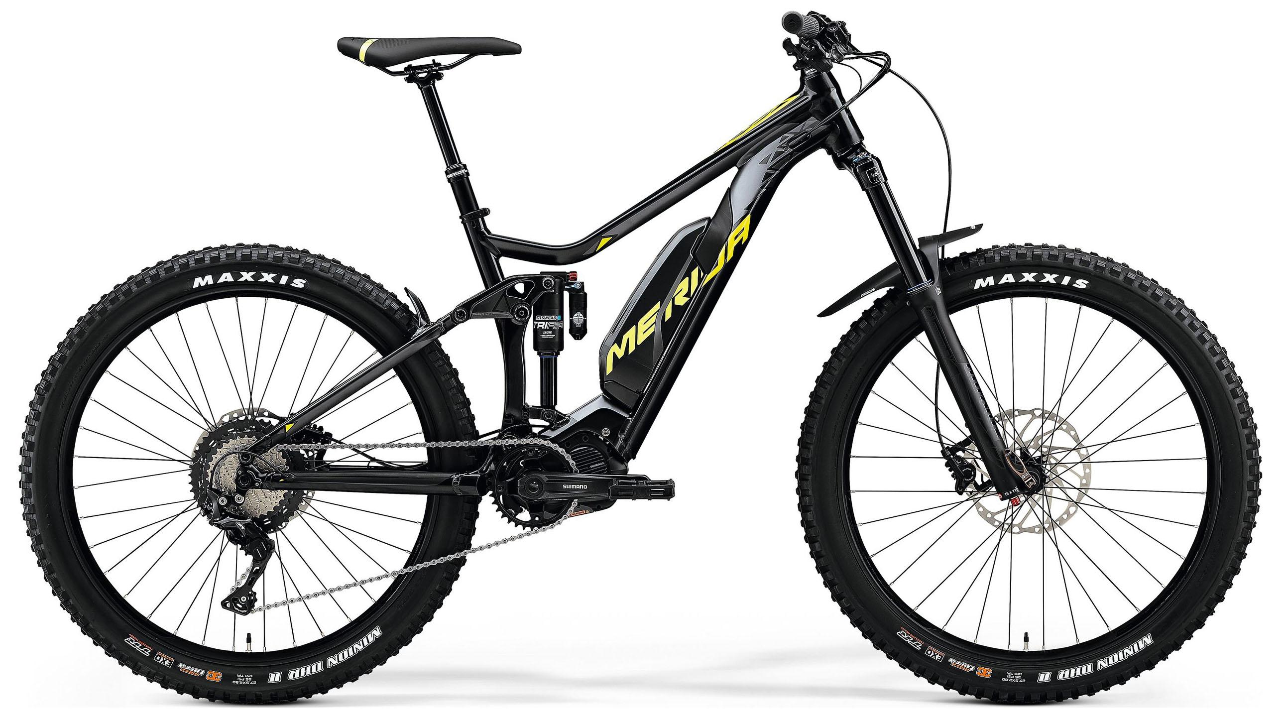 Велосипед Merida eOne-Sixty 600 2019