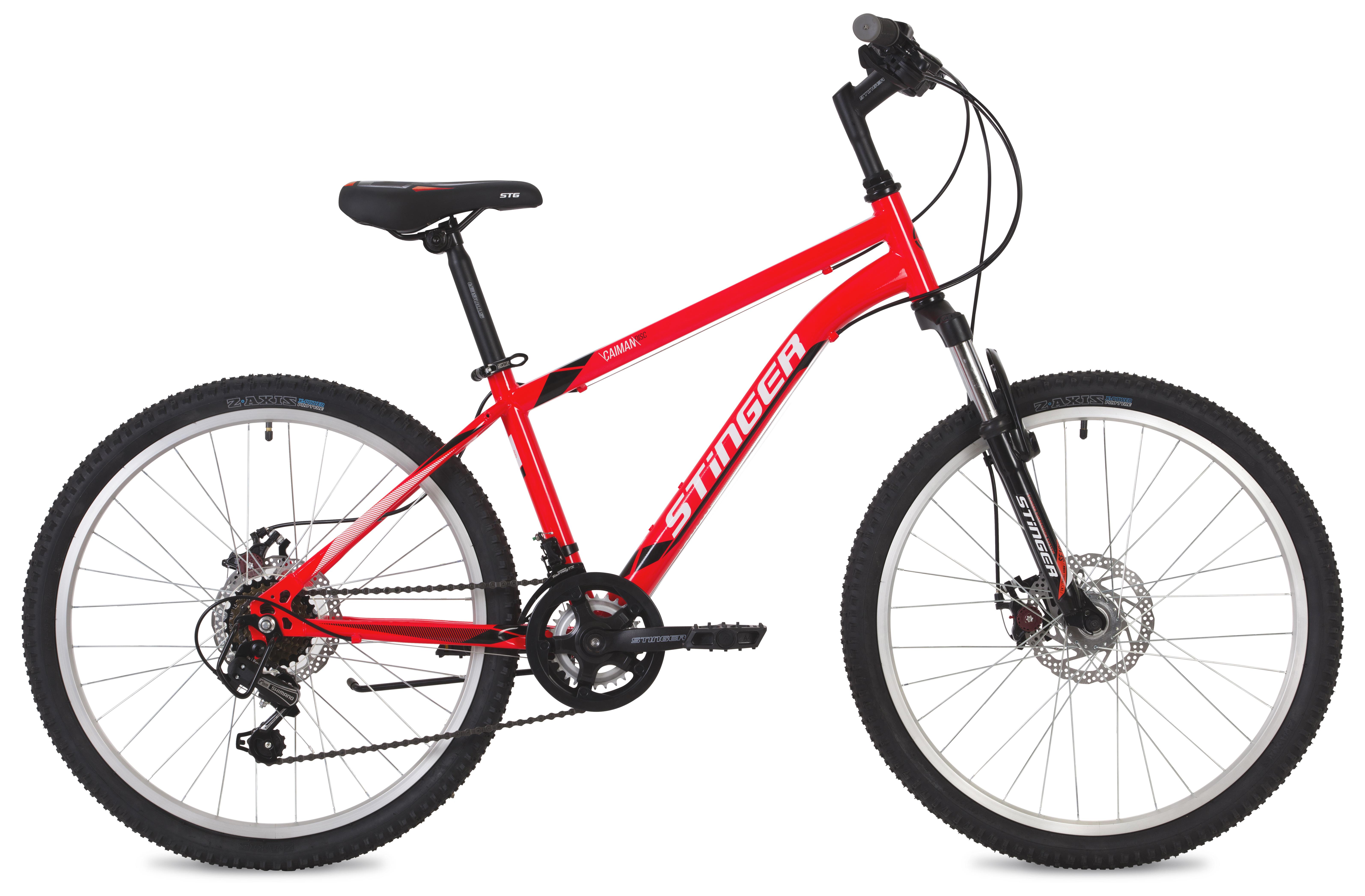 Велосипед Stinger Caiman D 24 2019