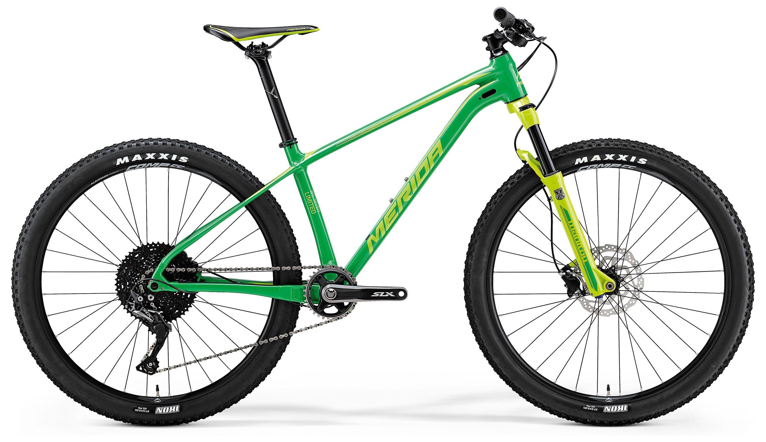 Велосипед Merida Big.Seven Limited 2018,  Горные  - артикул:287788