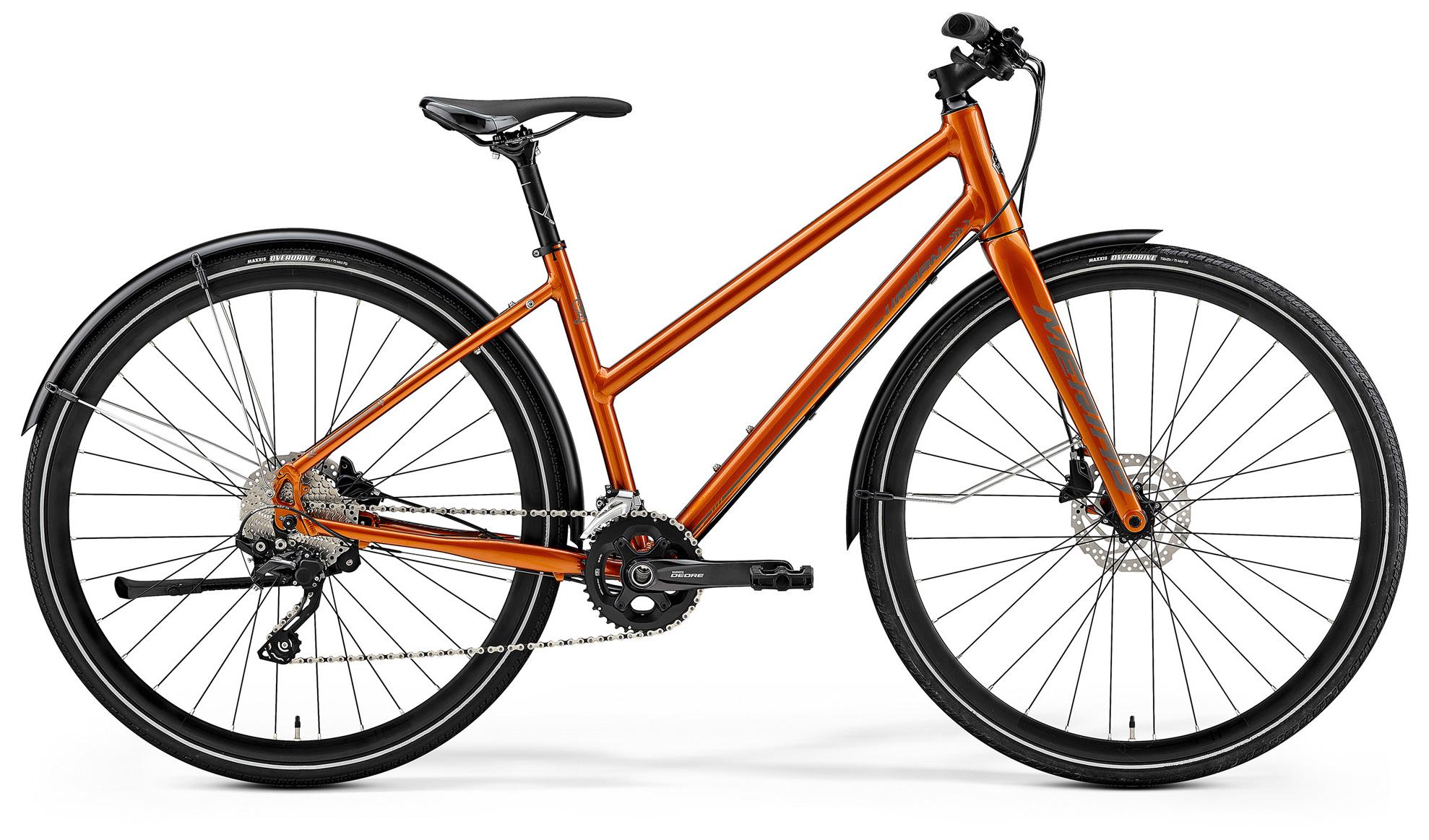 Велосипед Merida Crossway Urban 500 Lady 2019 велосипед merida crossway 15 lady 2013
