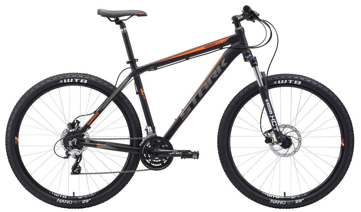 Велосипед Stark Funriser 29.4 HD 2018 велосипед stark hunter 29 2 hd 2019