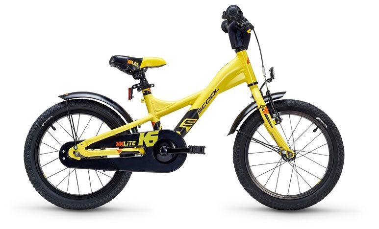 Велосипед Scool XXlite alloy 16 1-S 2018