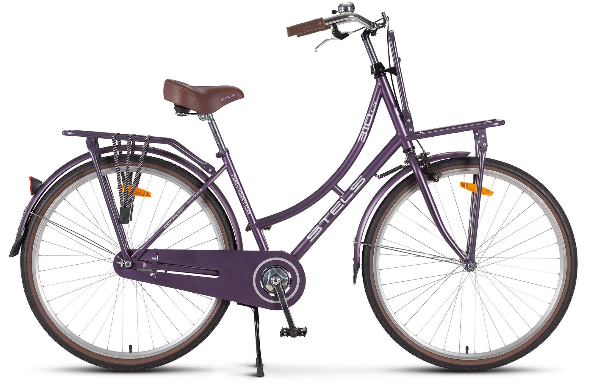 Велосипед Stels Navigator 310 Lady 2017 велосипед stels navigator 310 lady 28 2017