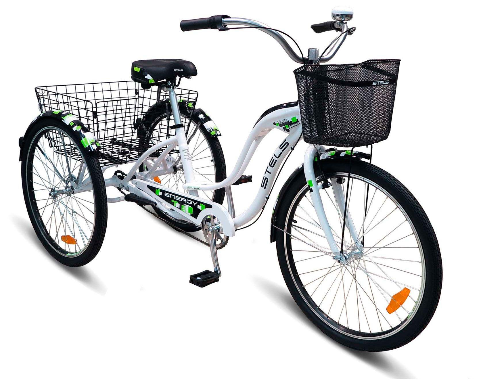 Велосипед Stels Energy I 26 (V030) 2018