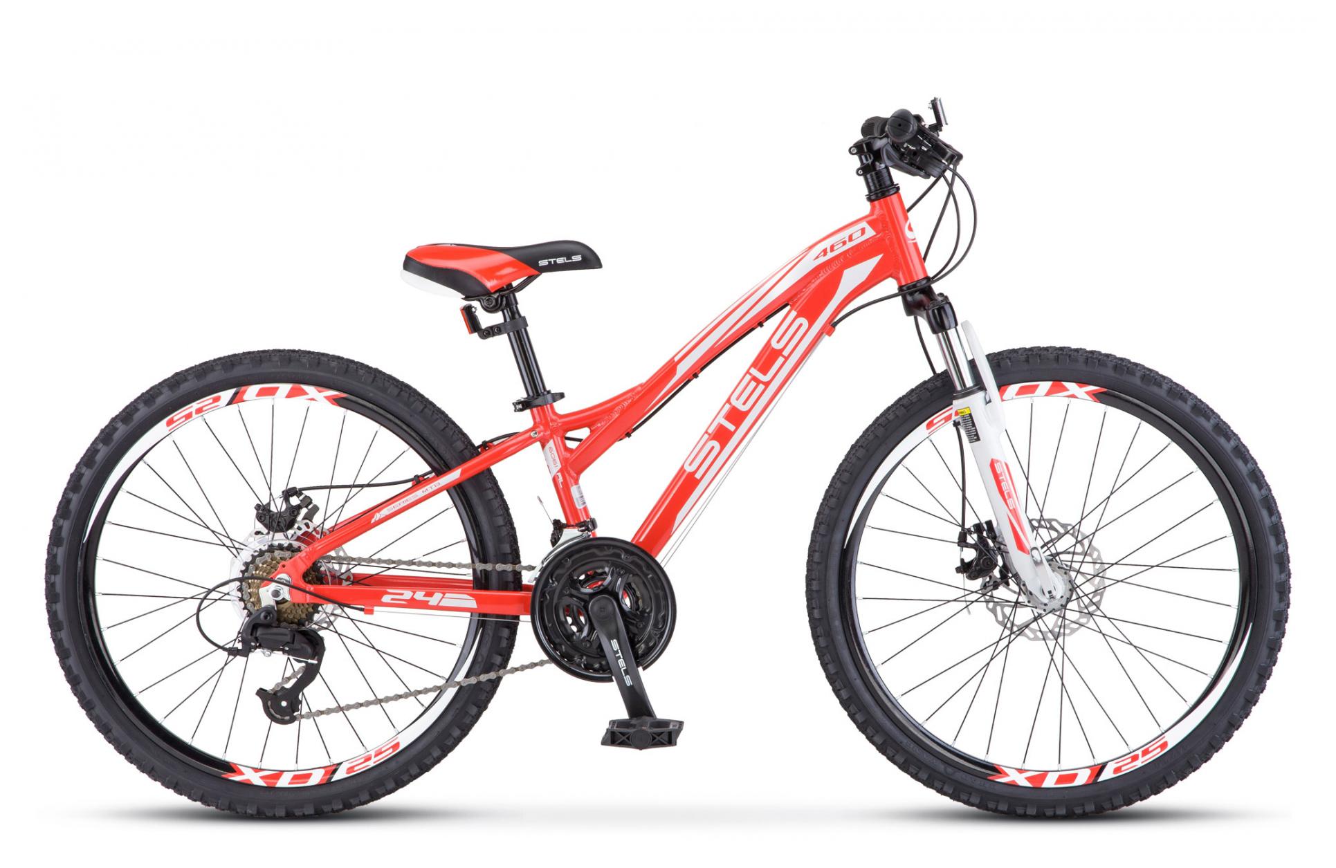 Велосипед Stels Navigator 460 MD 24 (V021) 2019 460 bbyo