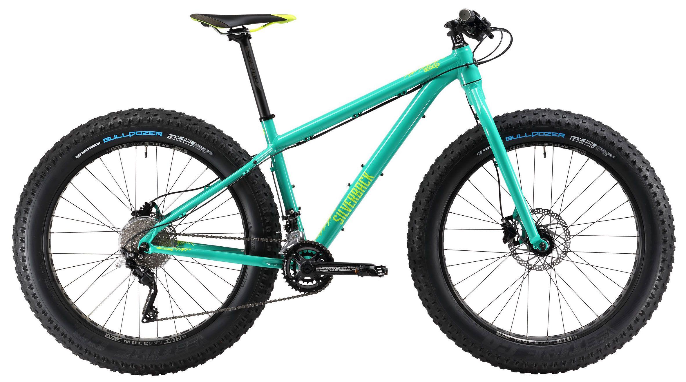 Велосипед Silverback Scoop Fatty 2017 велосипед smart fatty 2015
