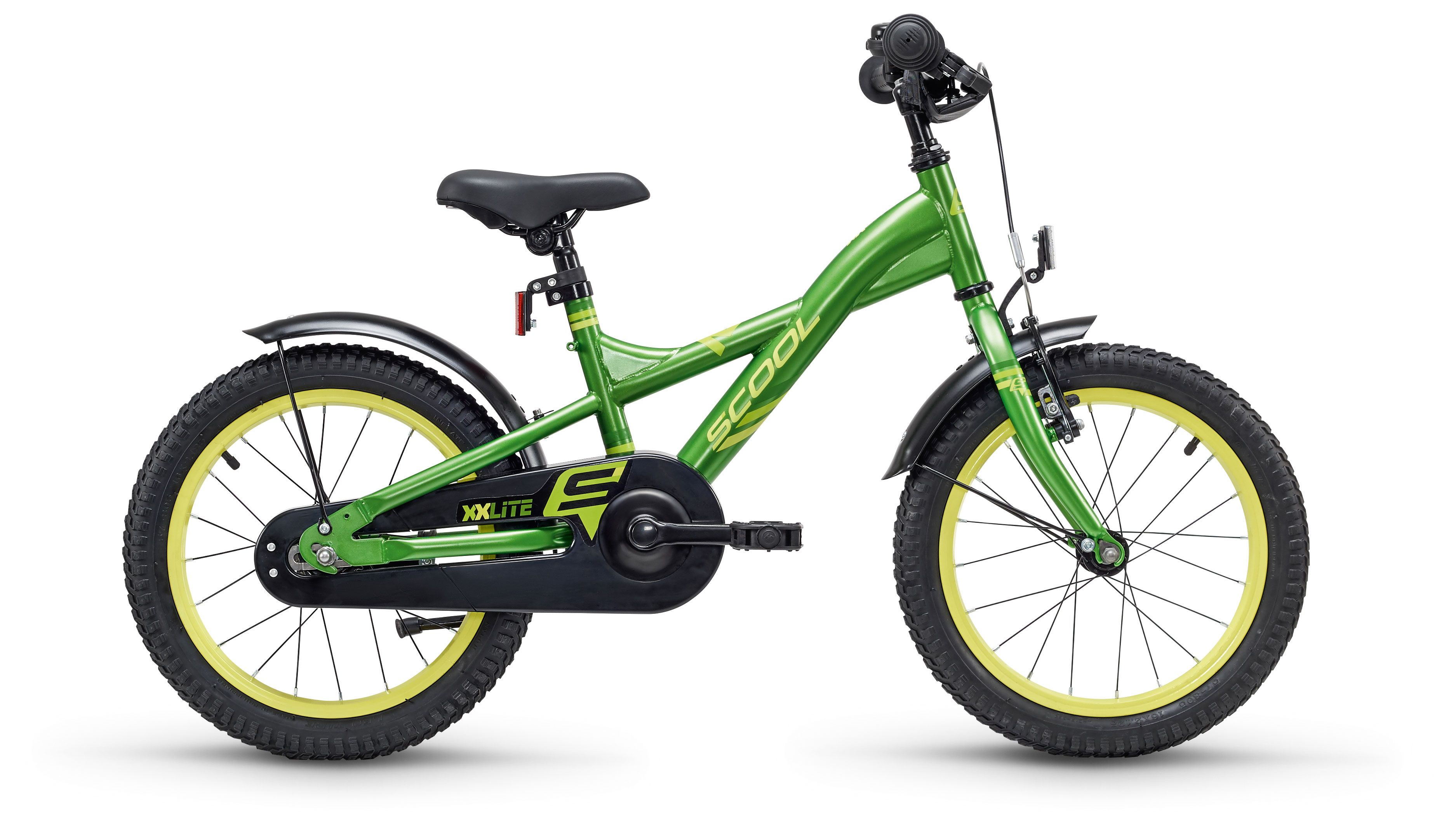 купить Велосипед Scool XXlite steel 16 1-S 2018 по цене 11970 рублей