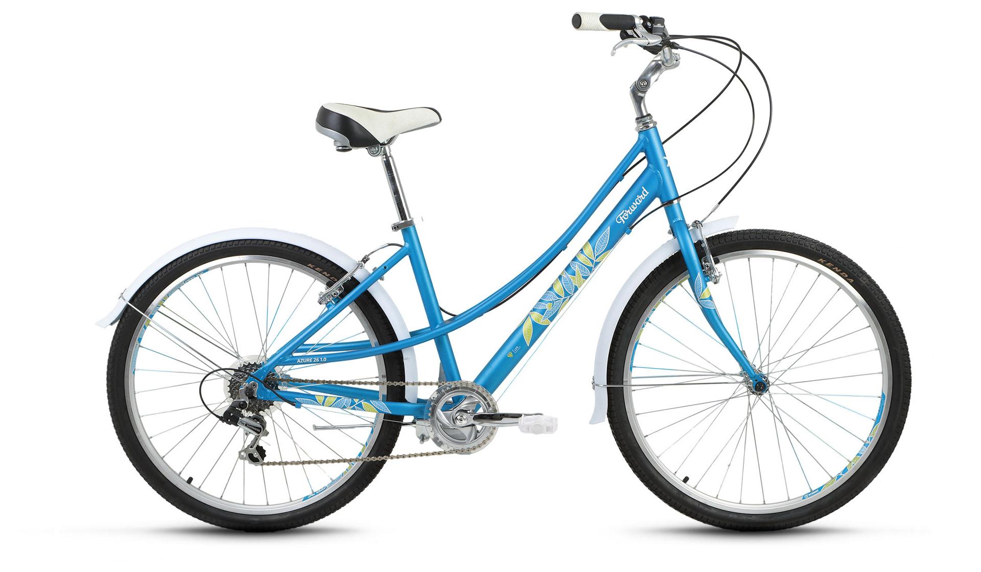 Велосипед Forward Azure 26 1.0 2019 велосипед forward azure 1 0 2014
