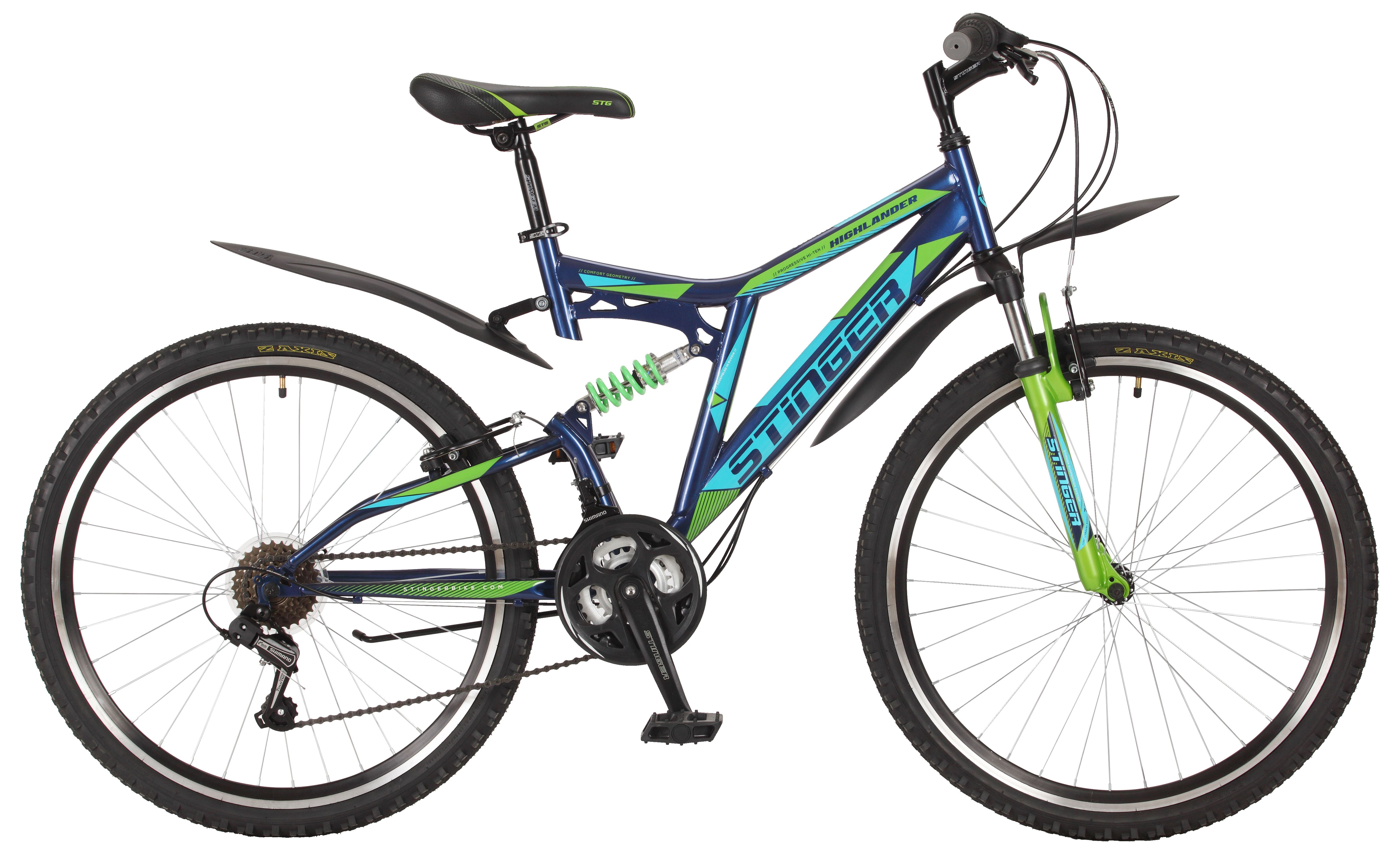 Велосипед Stinger Highlander 100V 26 2017