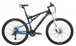Двухподвесный велосипед 2015 года  Stark  Voxter Comp 650B