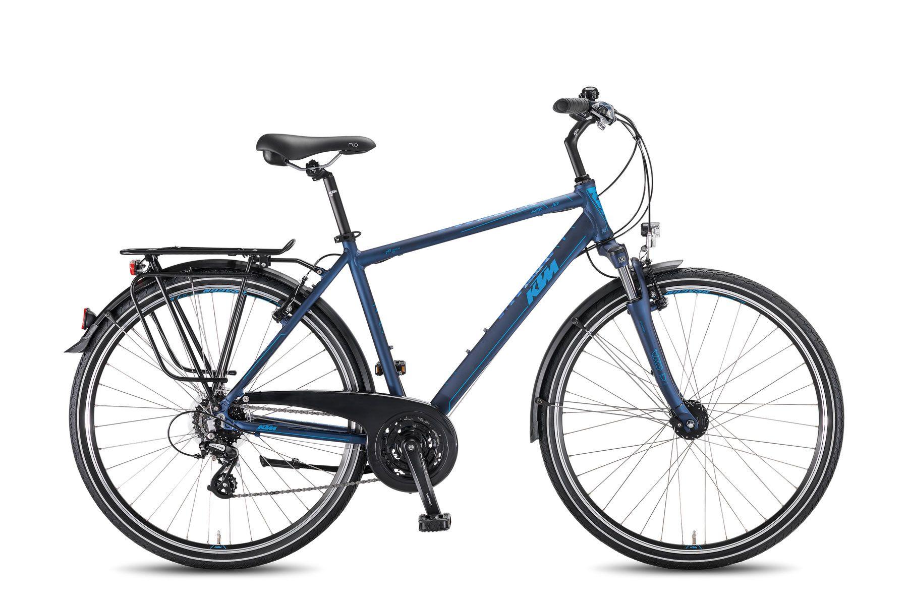 Велосипед KTMГородские<br><br><br>year: 2016<br>цвет: серый<br>пол: мужской<br>тип тормозов: ободной<br>диаметр колеса: 28<br>уровень оборудования: любительский<br>материал рамы: алюминий<br>тип амортизированной вилки: пружинная<br>длина хода вилки: до 100 мм<br>количество скоростей: 24<br>блокировка амортизатора: нет<br>планетарная втулка: нет<br>рулевая колонка: VP MH-308E<br>вынос: KTM Line AL-231<br>руль: KTM Line Humpert Lady Town Alu<br>грипсы: KTM Line VLG-709, ergo<br>передний тормоз: Tektro 837<br>задний тормоз: Tektro 837<br>система: Shimano TY701, 48-36-26/CG<br>защита звёзд/цепи: Horn Catena 05<br>педали: VP810, Trekking<br>ободья: KTM Line 700C<br>передняя втулка: Shimano DH-3N31, Dynamohub<br>задняя втулка: Shimano TX800<br>передняя покрышка: Rubena V66- Flash, 47-622<br>задняя покрышка: Rubena V66- Flash, 47-622<br>седло: Selle Royal Freeway 5094<br>подседельный штырь: KTM Line SP-359, 350/27.2 мм<br>кассета: Shimano HG31-8, 11-32<br>передний переключатель: Shimano M191<br>задний переключатель: Shimano Altus M310<br>манетки: Shimano STEF51-8<br>багажник: KTM Racktime Universal<br>крылья: RPZ Trekking, 45 мм<br>вес: 17,2 кг<br>рама: Life T: 1208 Trekking, Al6061<br>вилка: Suntour SF CR8V 700C<br>размер рамы: 22&amp;amp;quot;