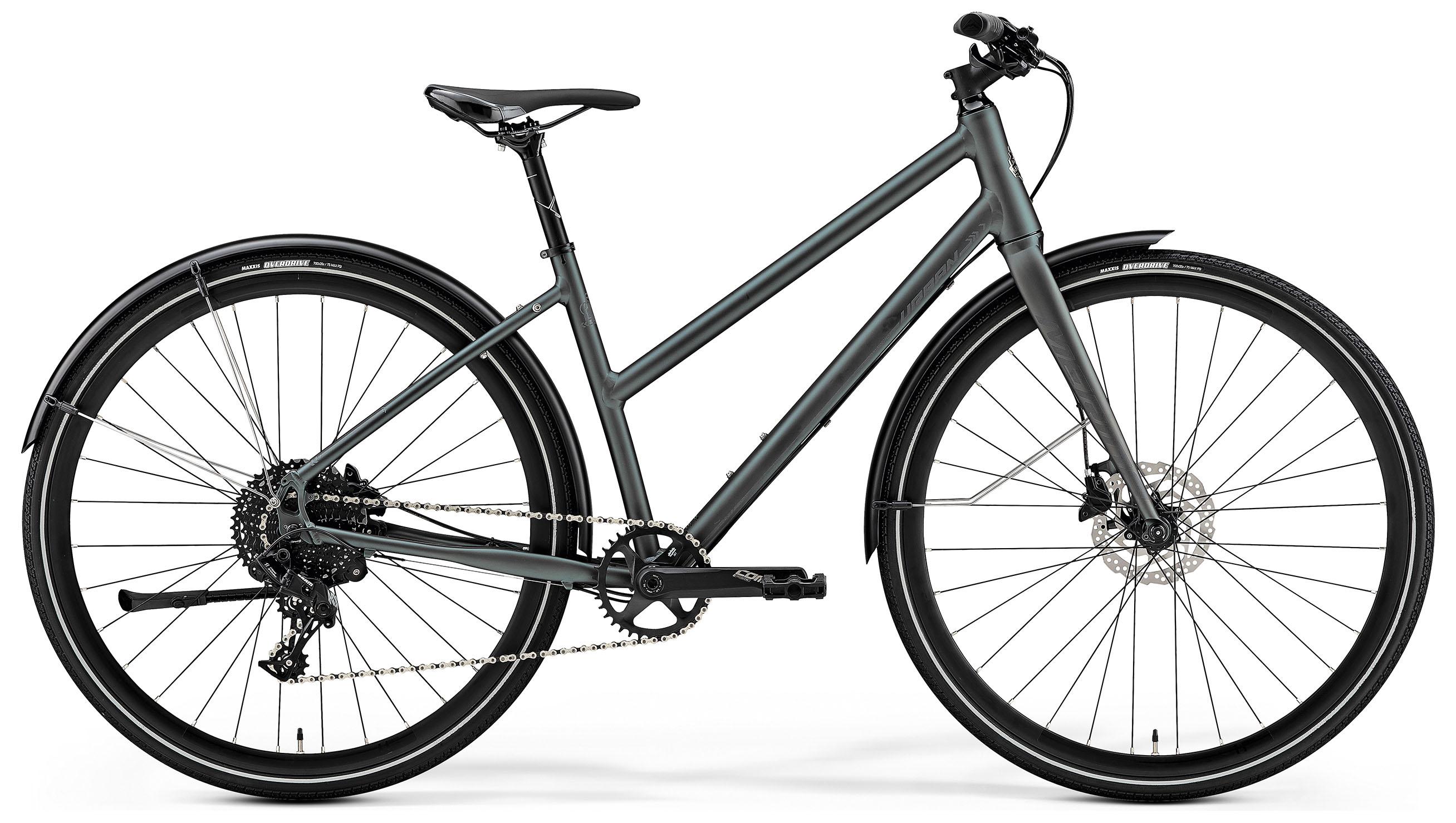 Велосипед Merida Crossway Urban 300 Lady 2019