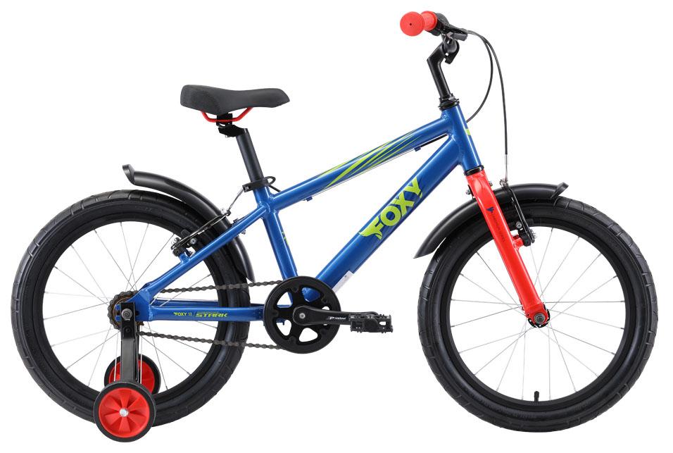 Велосипед Stark Foxy 18 2019 велосипед stark outpost disc 2016 черно красный 18