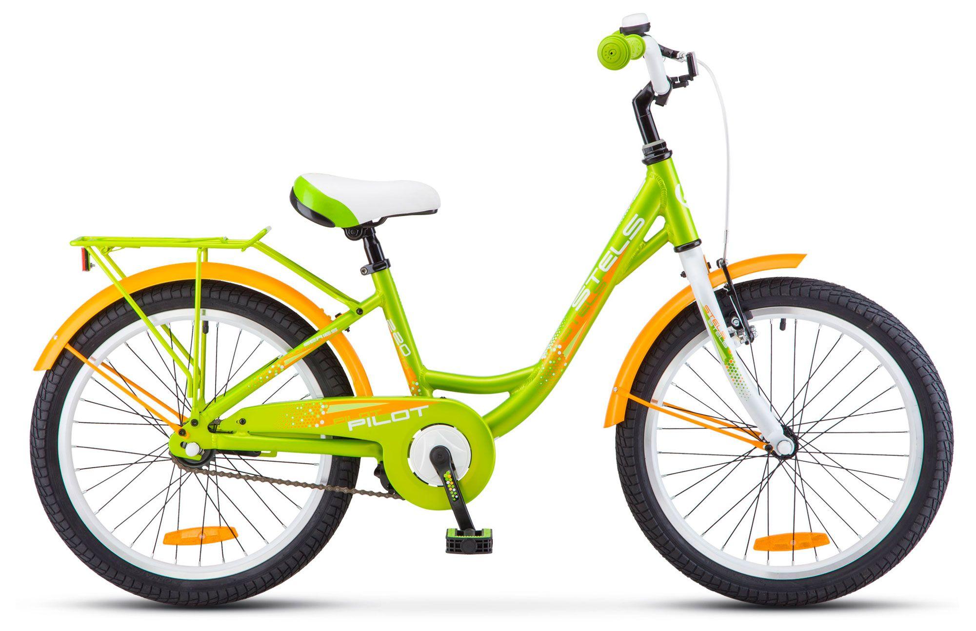 Велосипед Stels Pilot 220 Lady 20 (V010) 2018 велосипед stels pilot 210 gent v010 2018