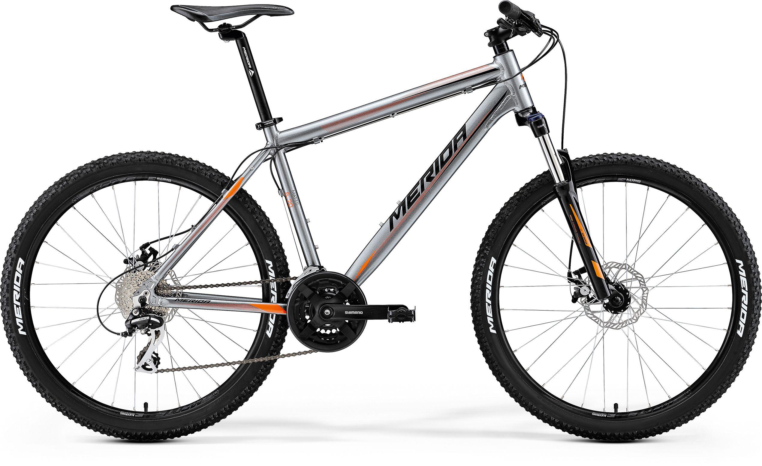 Велосипед Merida Matts 6.20-MD 2017 цена и фото
