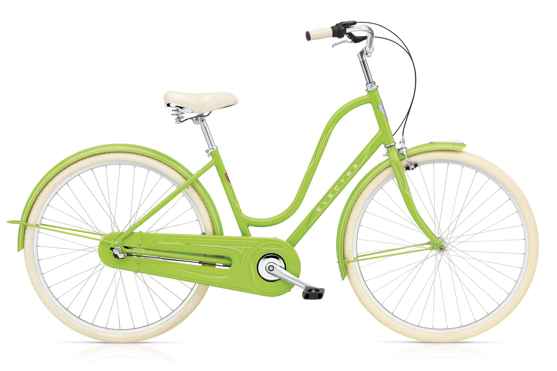 Велосипед Electra Amsterdam Original 3i Ladies 2017 велосипед electra amsterdam royal 8i alloy mens 2015