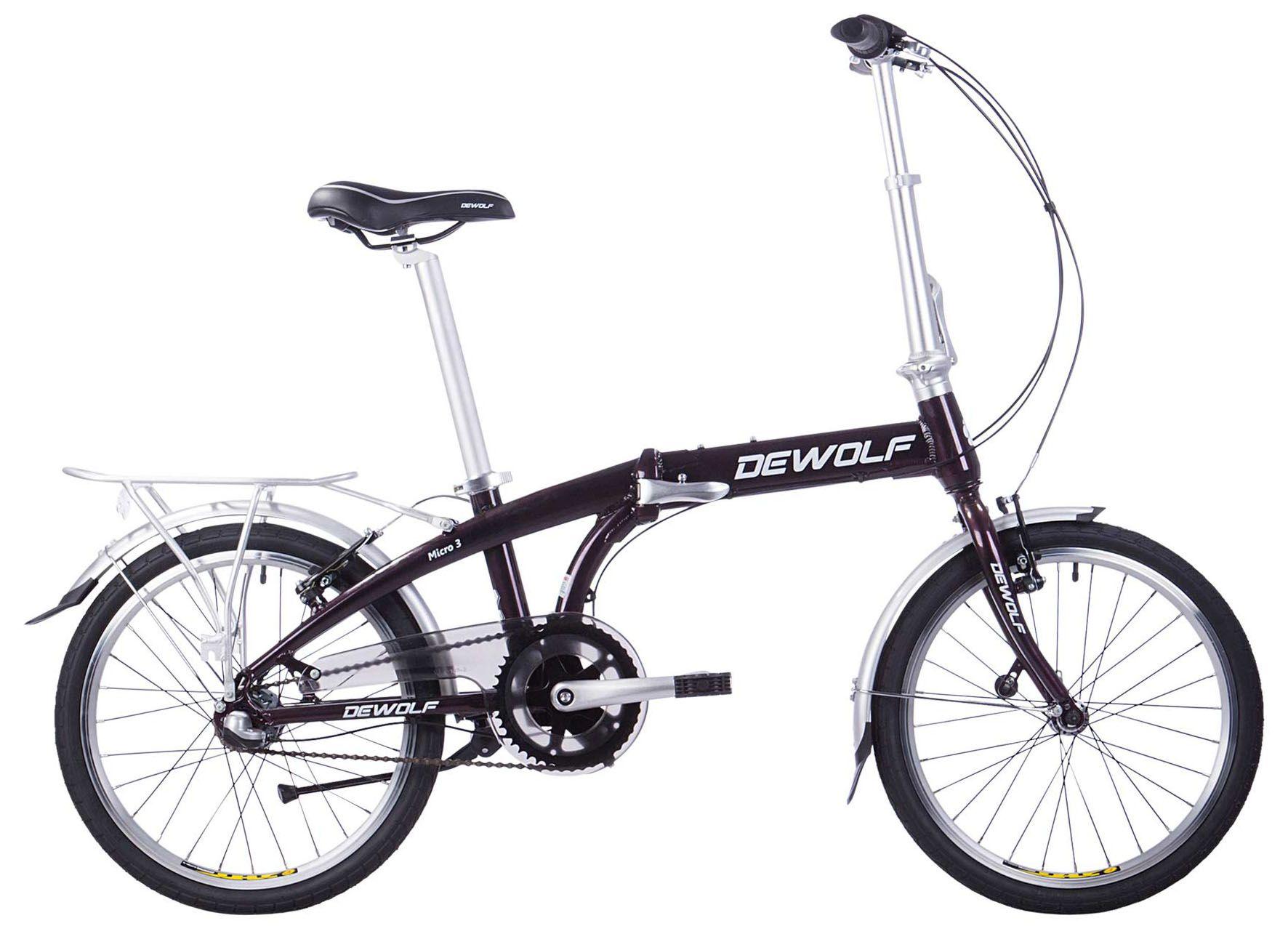 Велосипед Dewolf Micro 3 2018