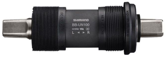 Запчасть Shimano UN100, 68/122.5(D-NL) (ABBUN100B22B)