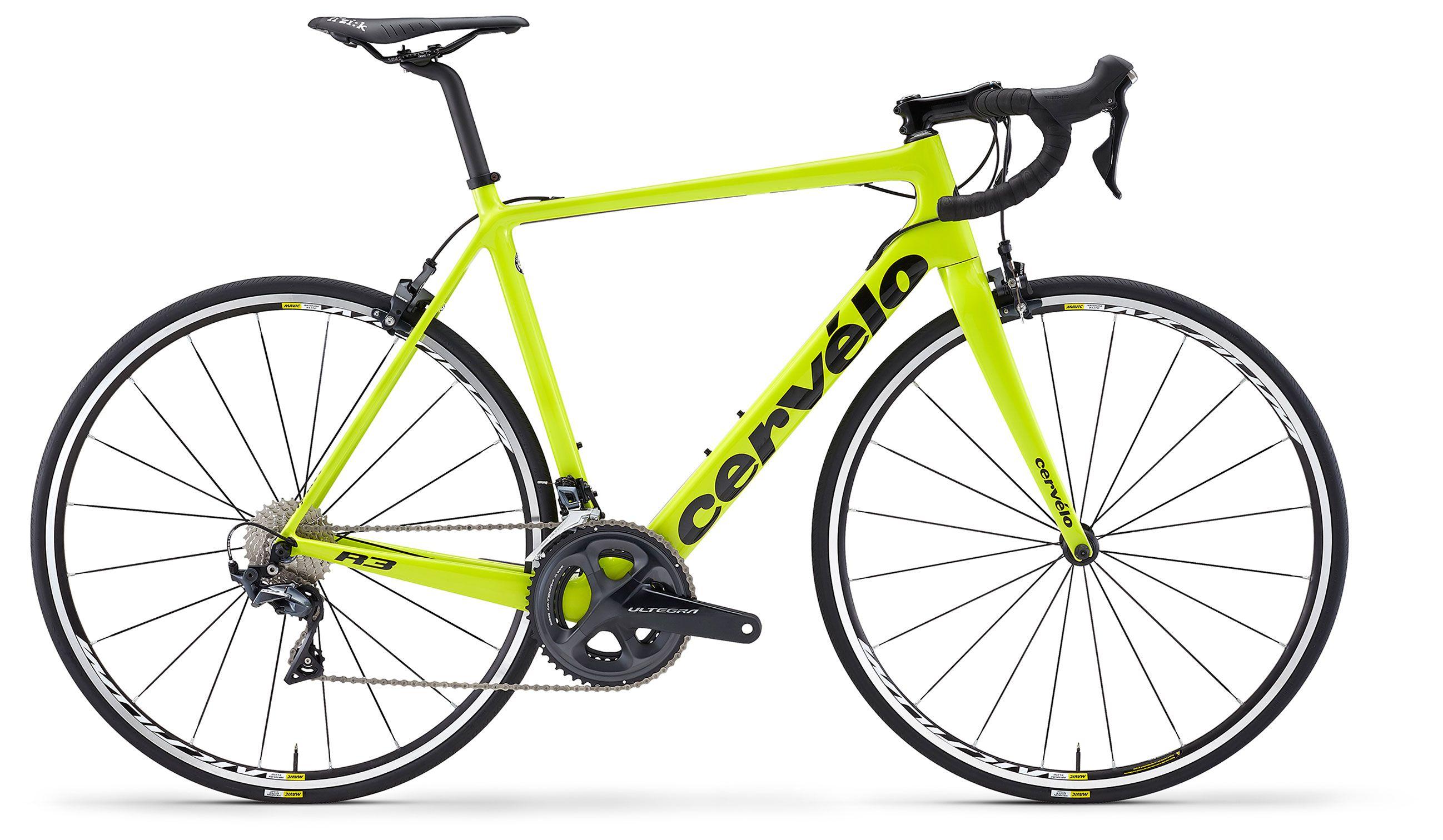 Велосипед Cervelo R3 Ultegra Di2 2018 велосипед cervelo s3 ultegra 2018