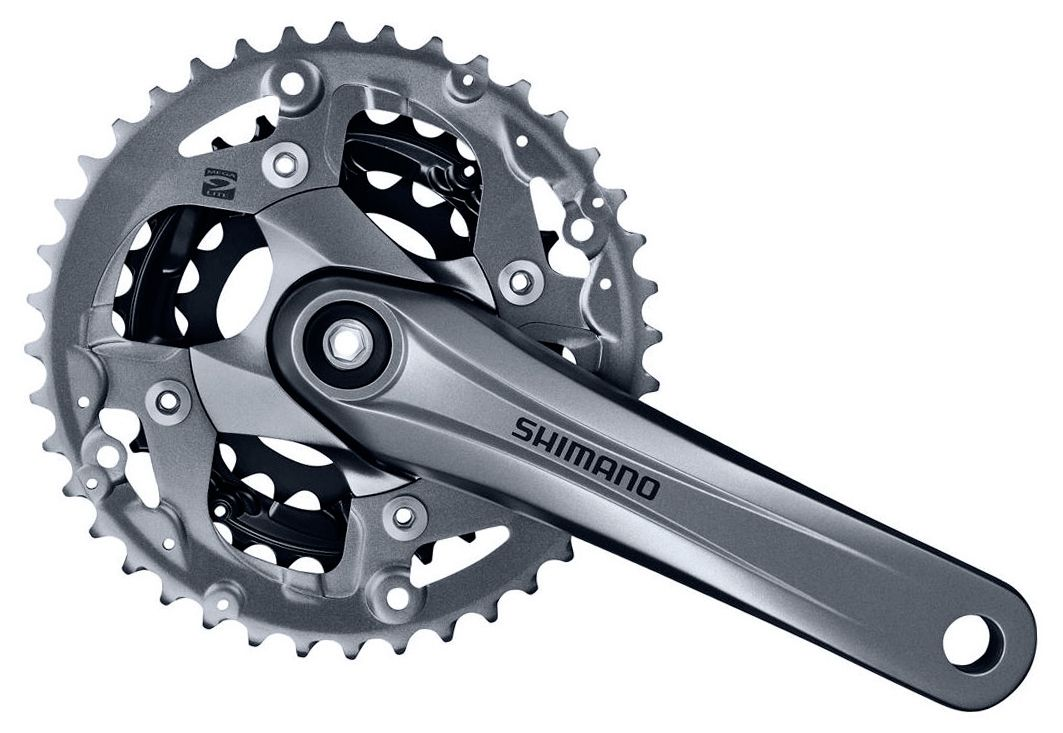 Запчасть Shimano Alivio M4000, 9ск, 175 мм, Oct., 40/30/22T j muir watt eglr 1991